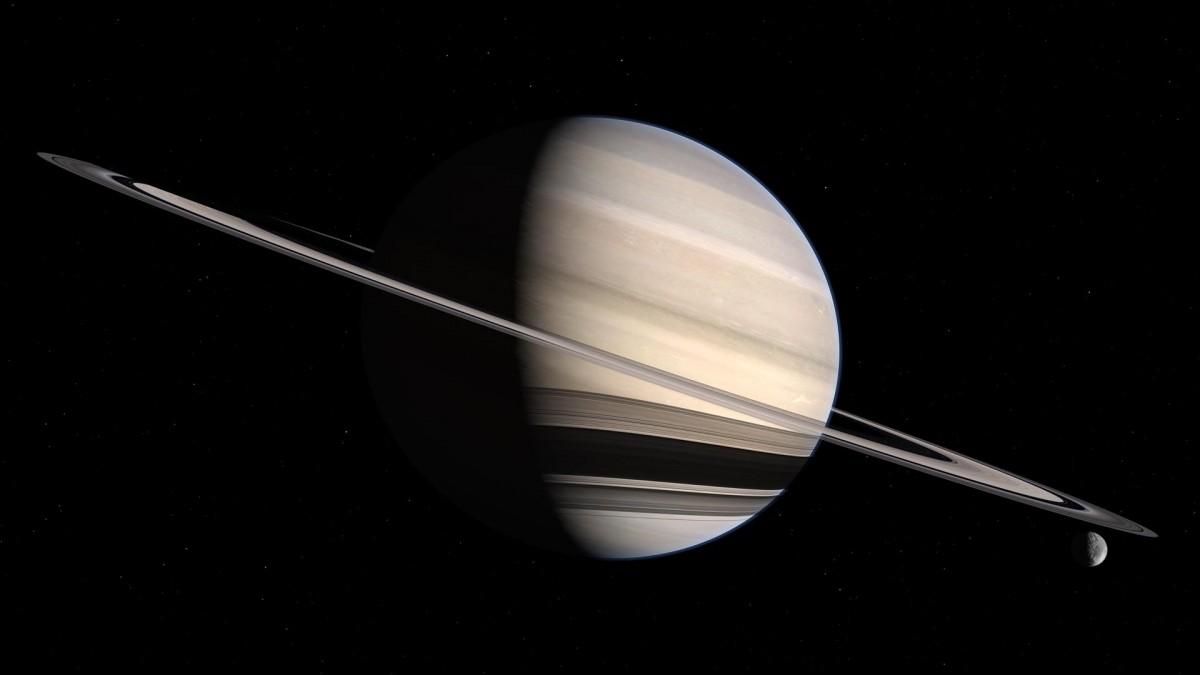CGI Saturn