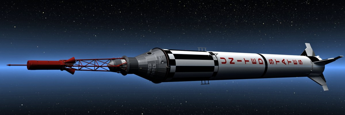 Mercury Redstone Rocket – Nearly done?