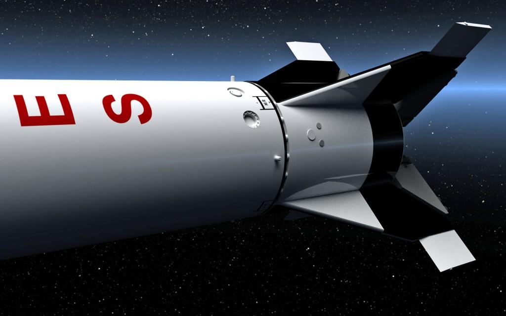 Redstone Rocket