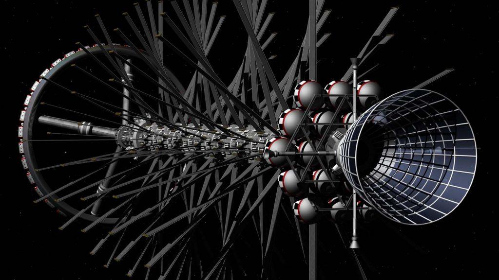 Hedrick fusion rocket