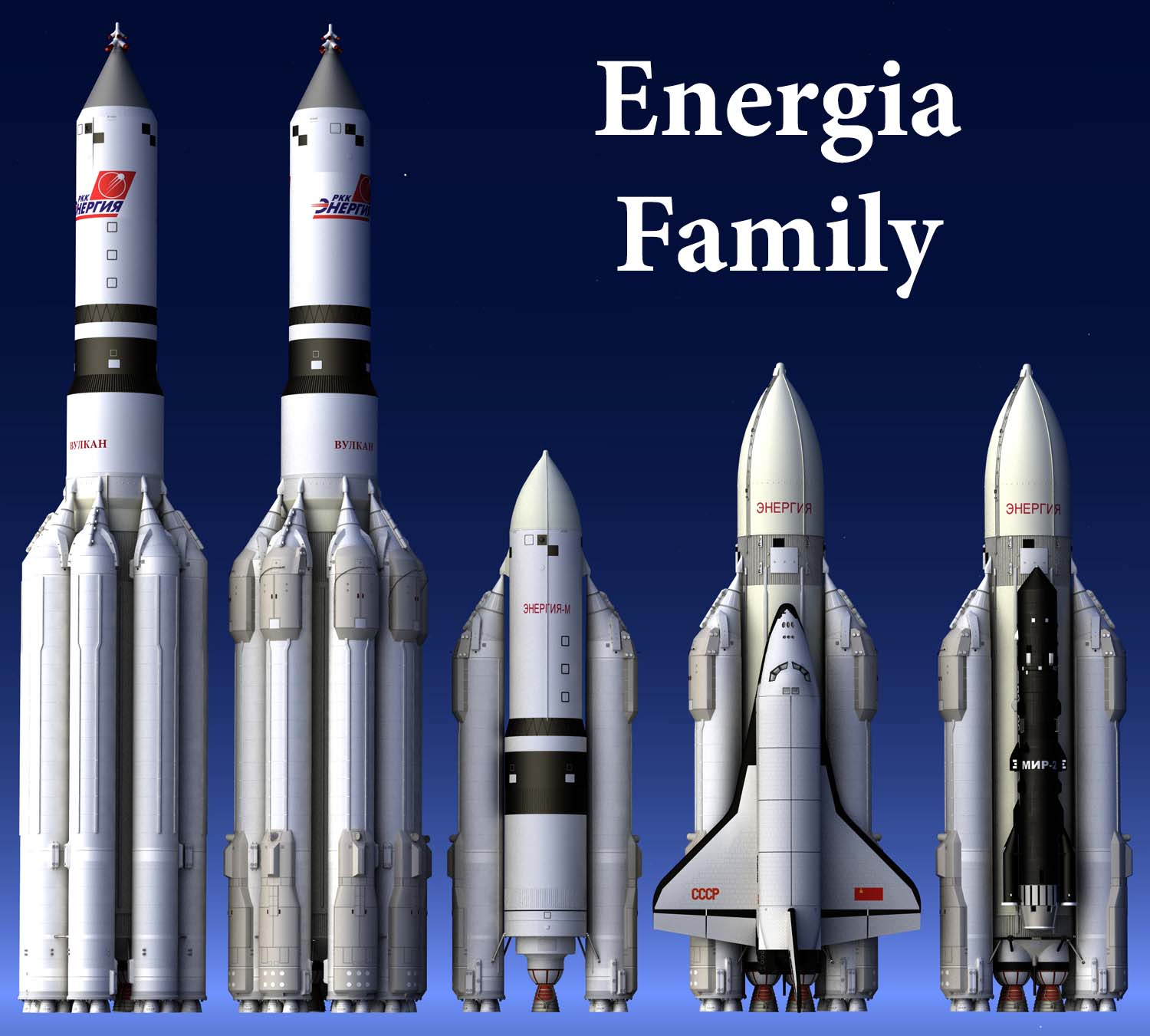 Russian Launch Vehicles and their Spacecraft: Thoughts & News - Page 10 Vulkan-family-1x