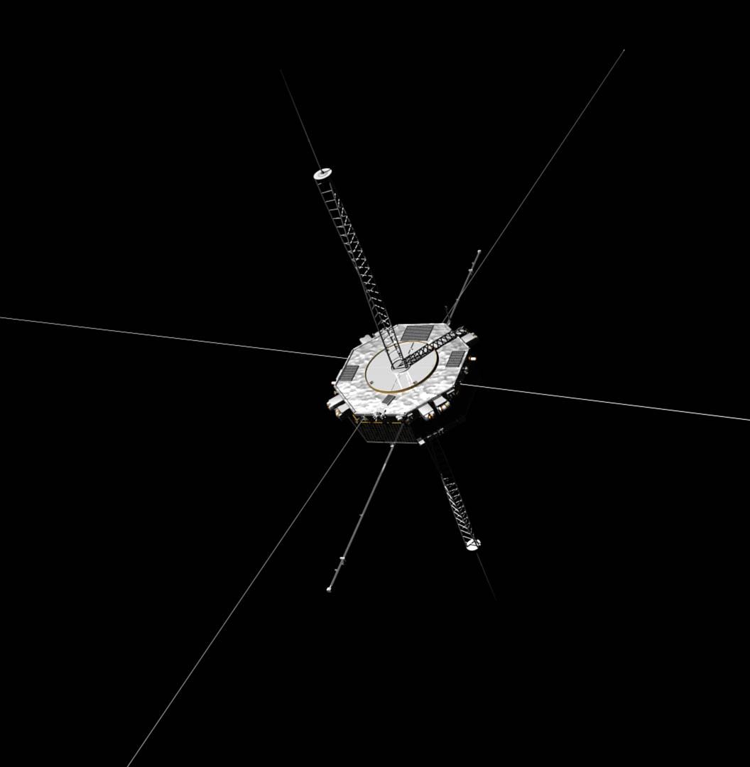 Magnetospheric MultiScale satellite