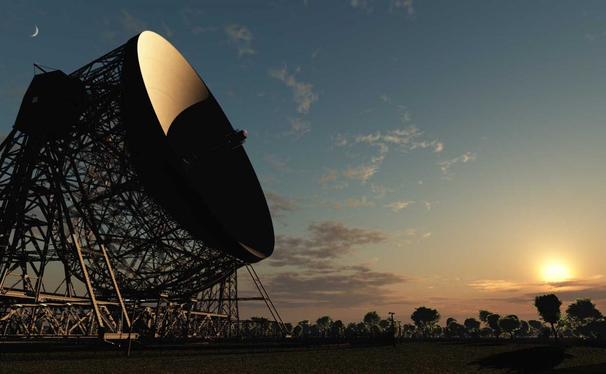 The Lovell Radio Telescope at Jodrell Bank, Part 2