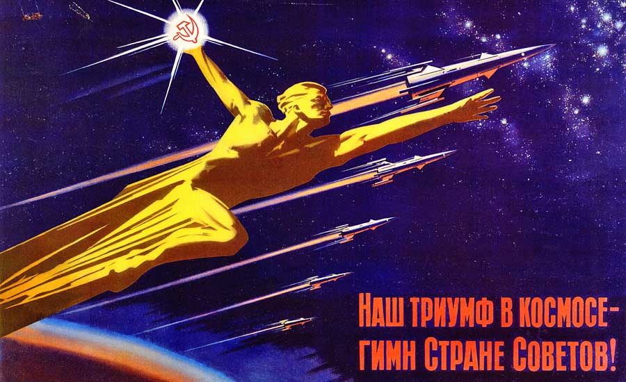 Why did the Soviet manned Lunar program fail?