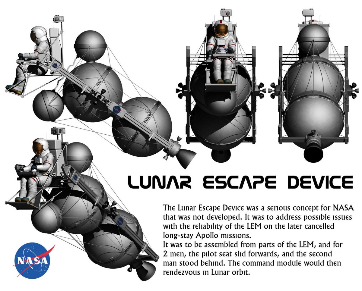 Lunar Escape Device
