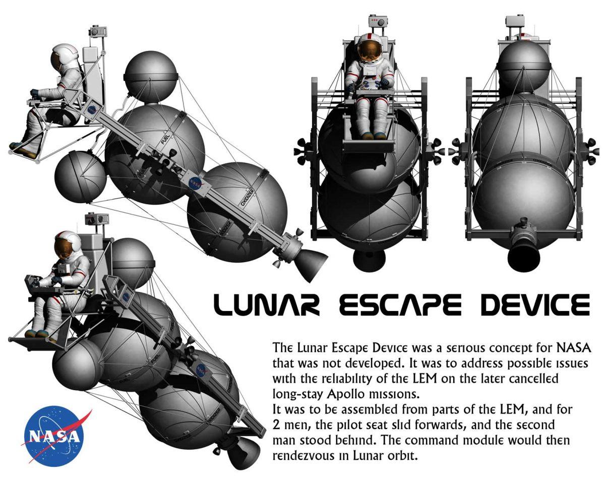 Lunar Escape System