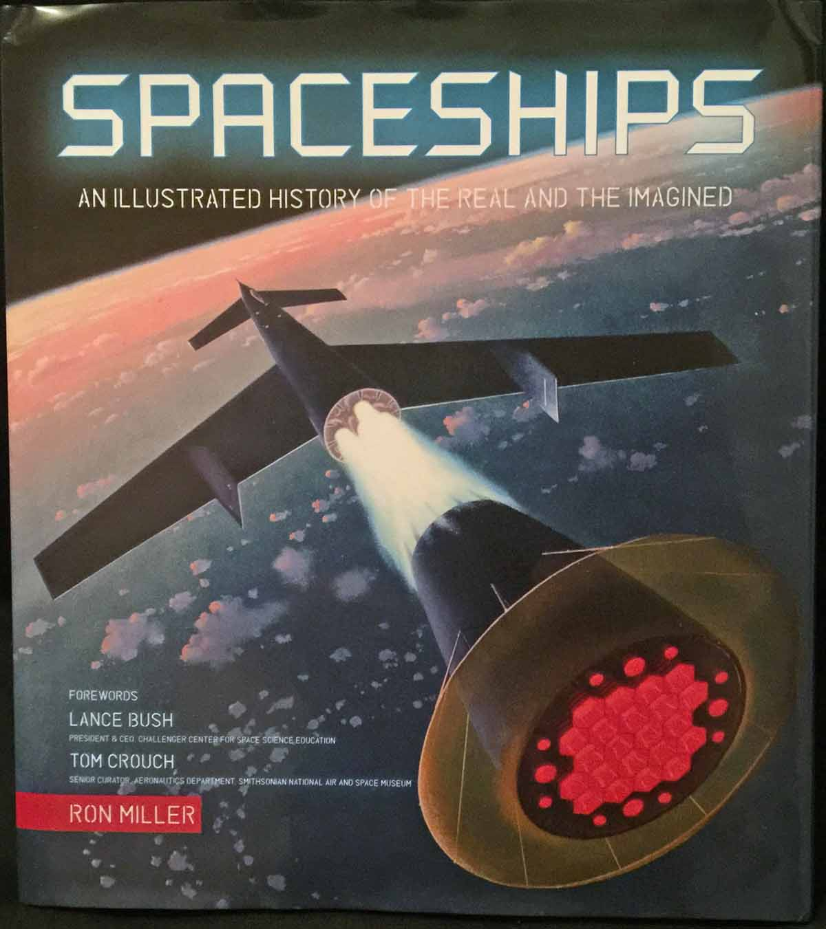 Spaceships, the book