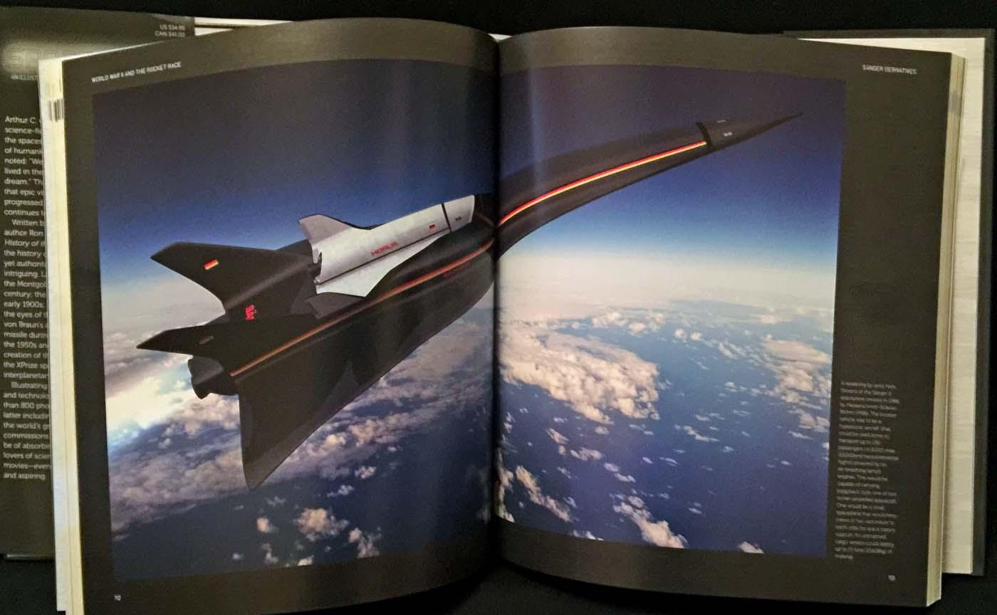 Sanger Spaceplane
