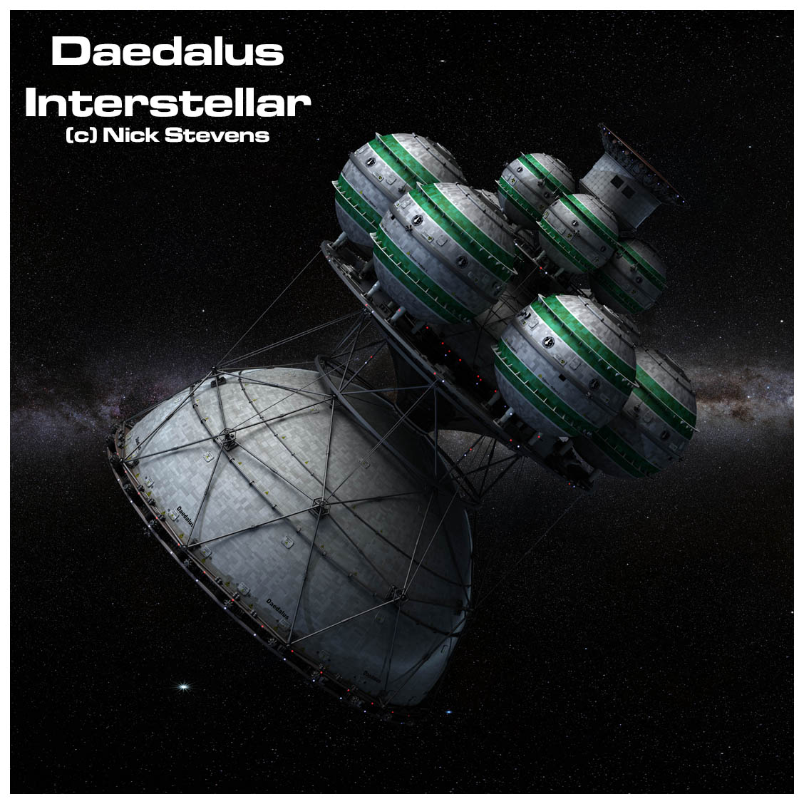 Daedalus interstellar