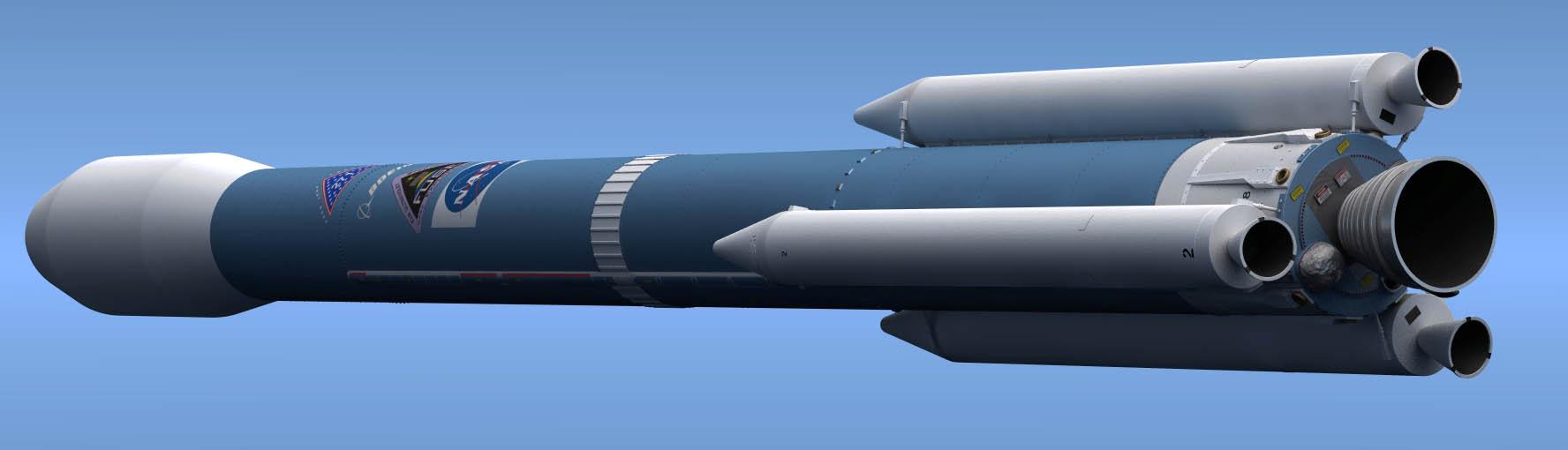 Delta II WIP