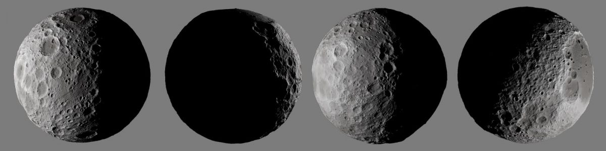 Making a dwarf planet – Tutorial