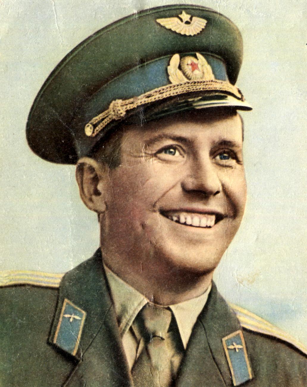 Cosmonaut Popovich