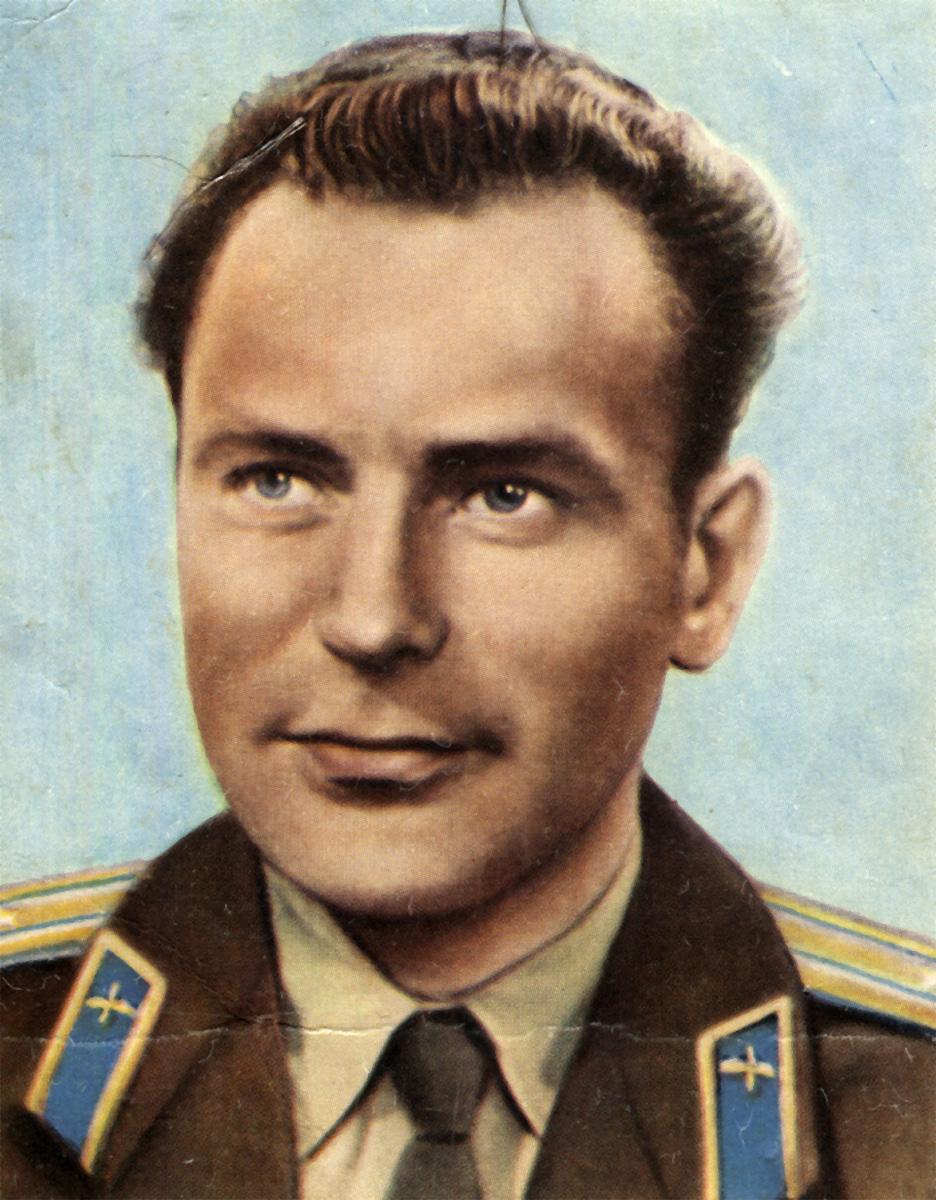 Cosmonaut Titov