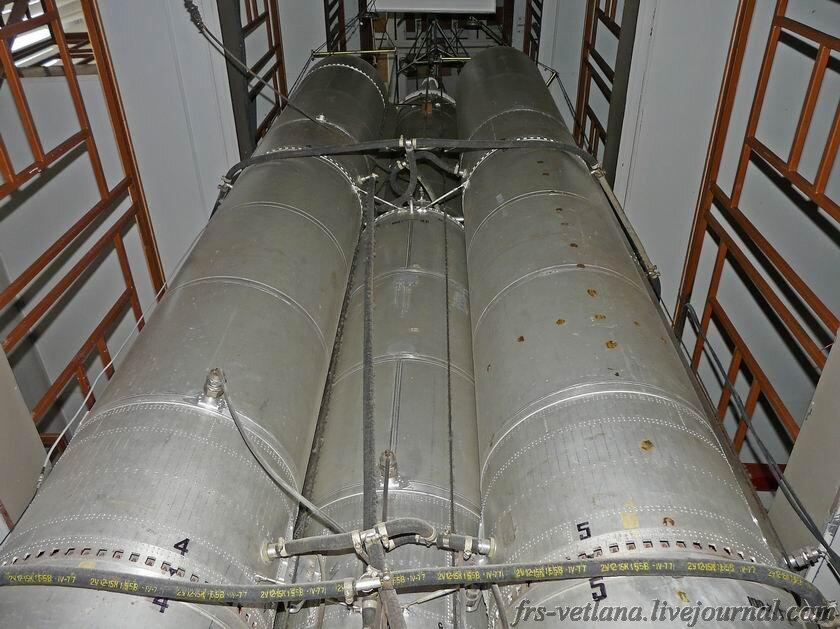 UR700 test model