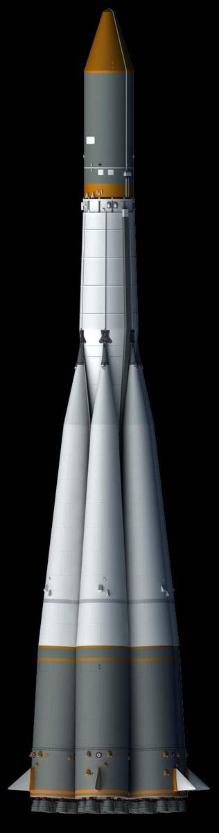 Nuclear Soyuz WIP