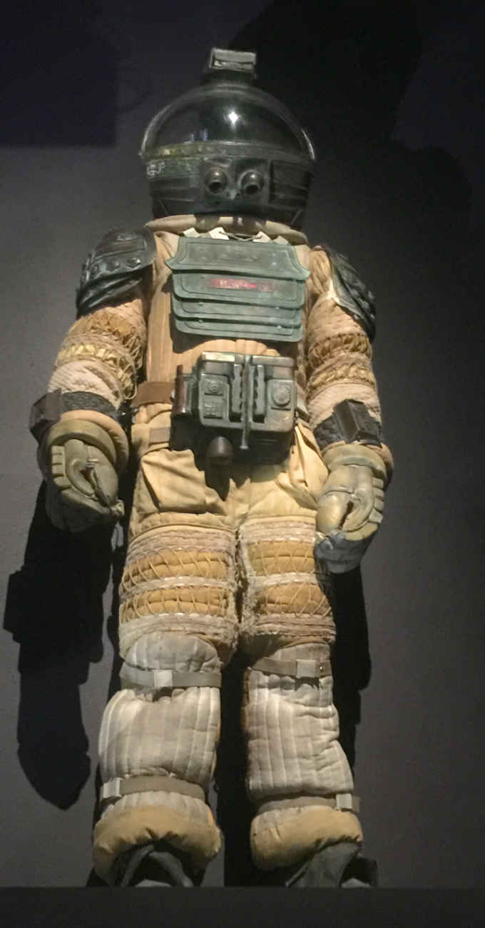 "Space Suit from ""Alien"""