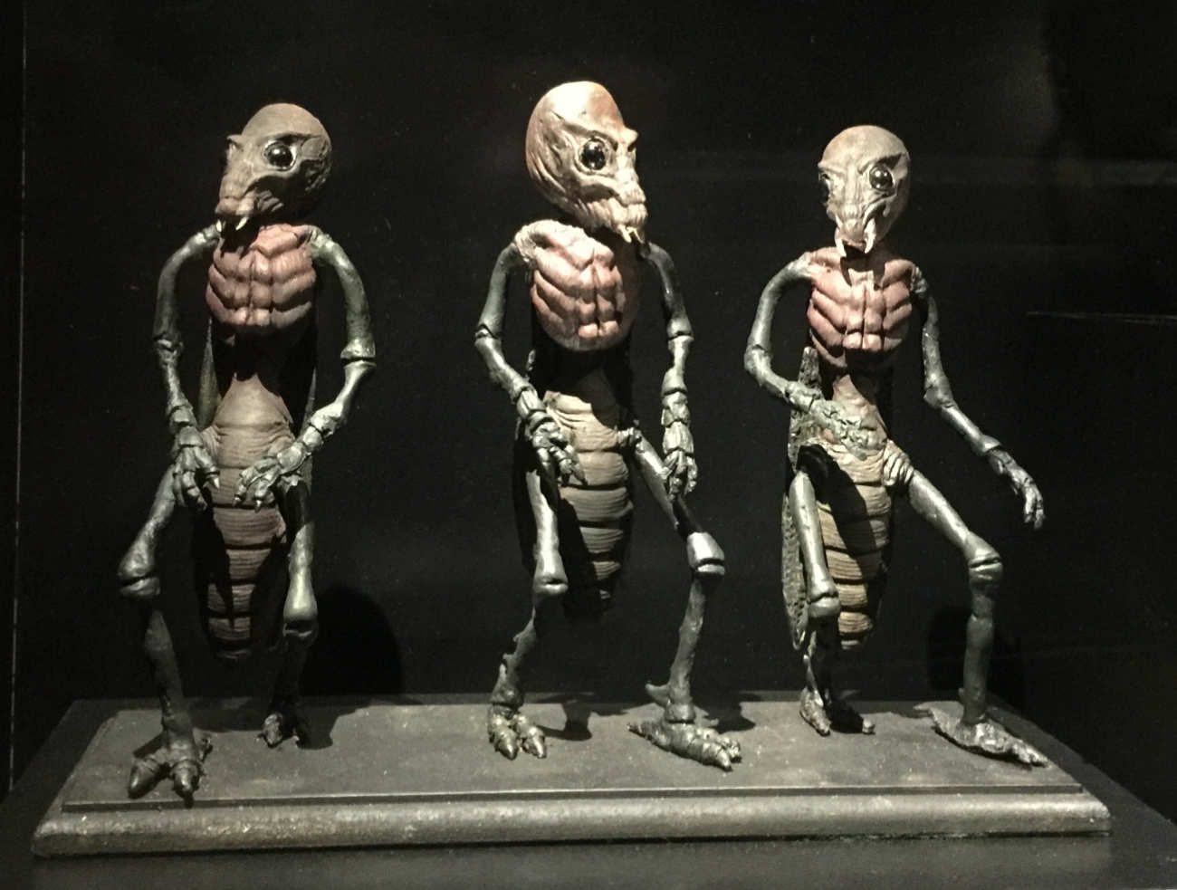 Stop motion miniatures by Ray Harryhausen