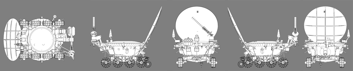 The role of Lunokhod in Soviet Union manned lunar program.