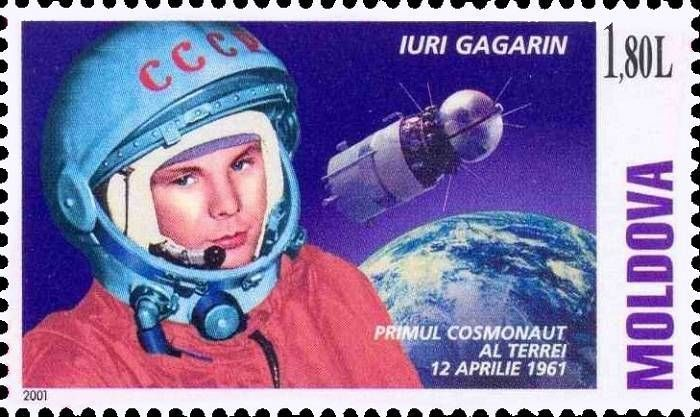 Yuri Gagarin and the Vostok Spacecraft 2001