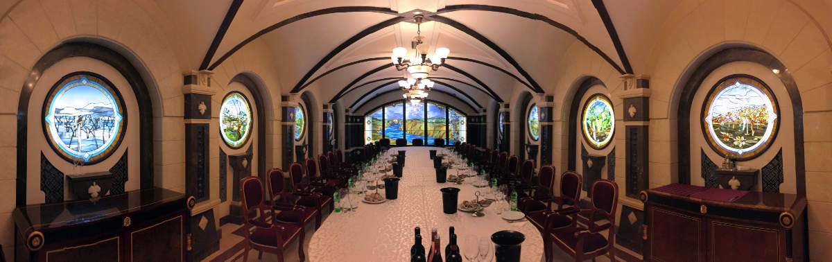 Cricova Tasting Room