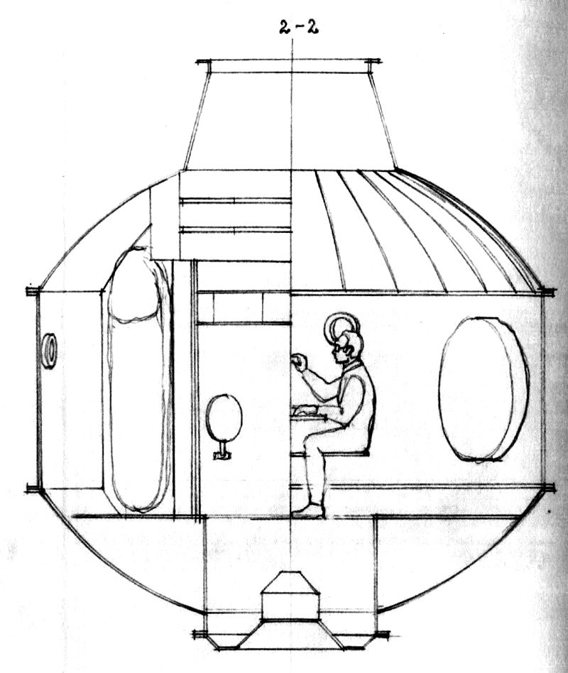 Lunar Orbital Station