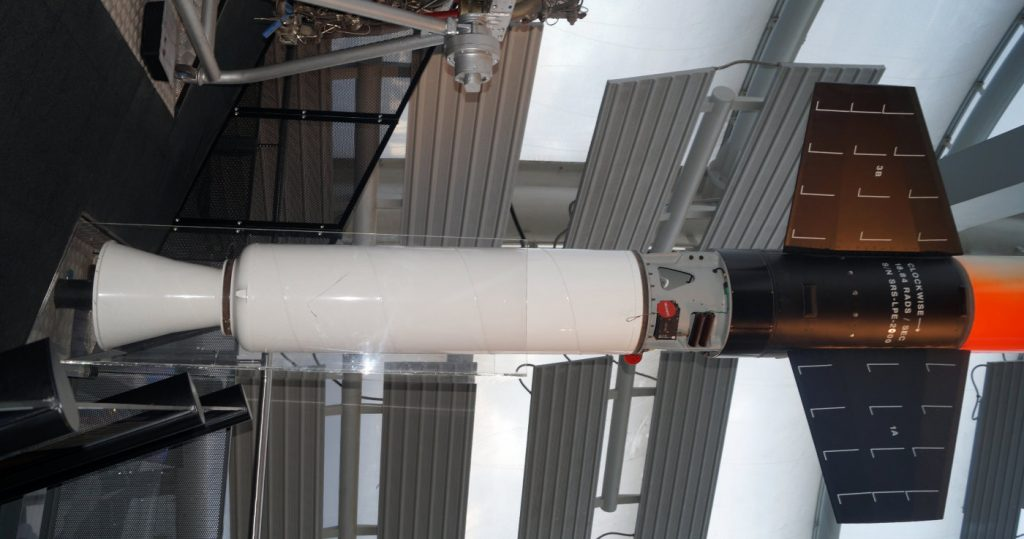 Skylark Rocket, Cuckoo II booster
