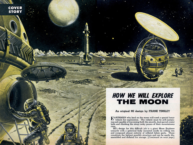 How we will explore the Moon.