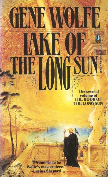 Long Sun book cover