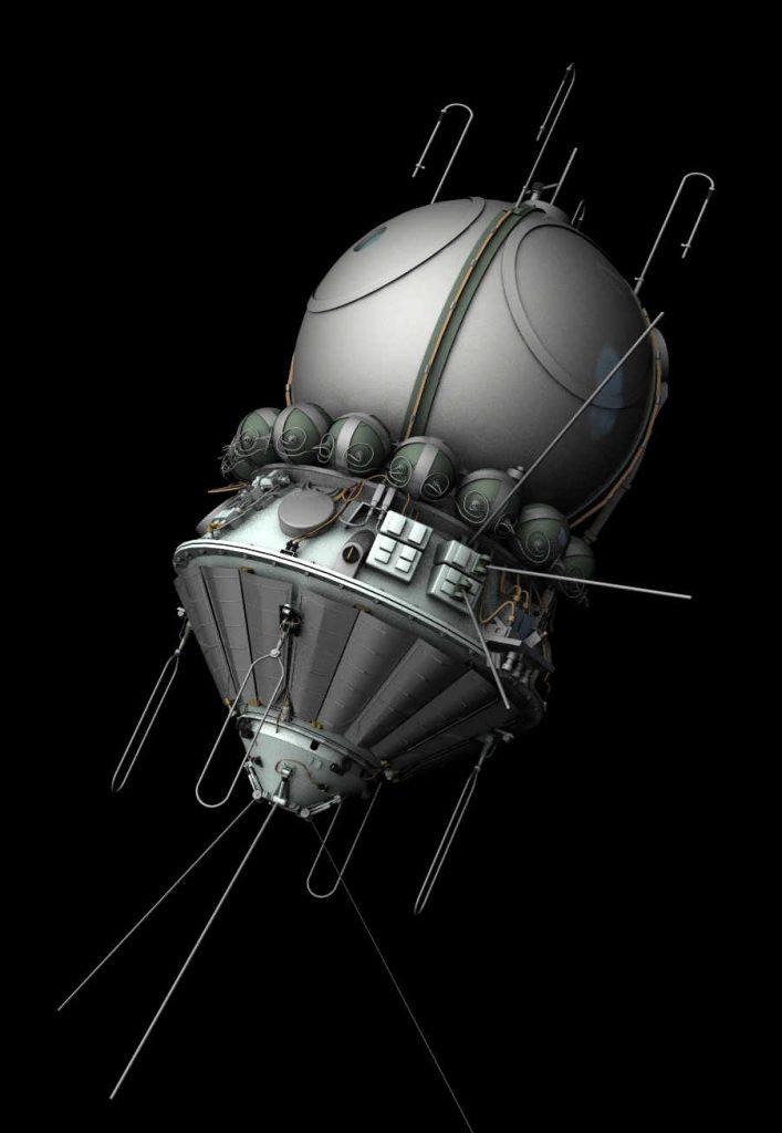 Vostok Sample