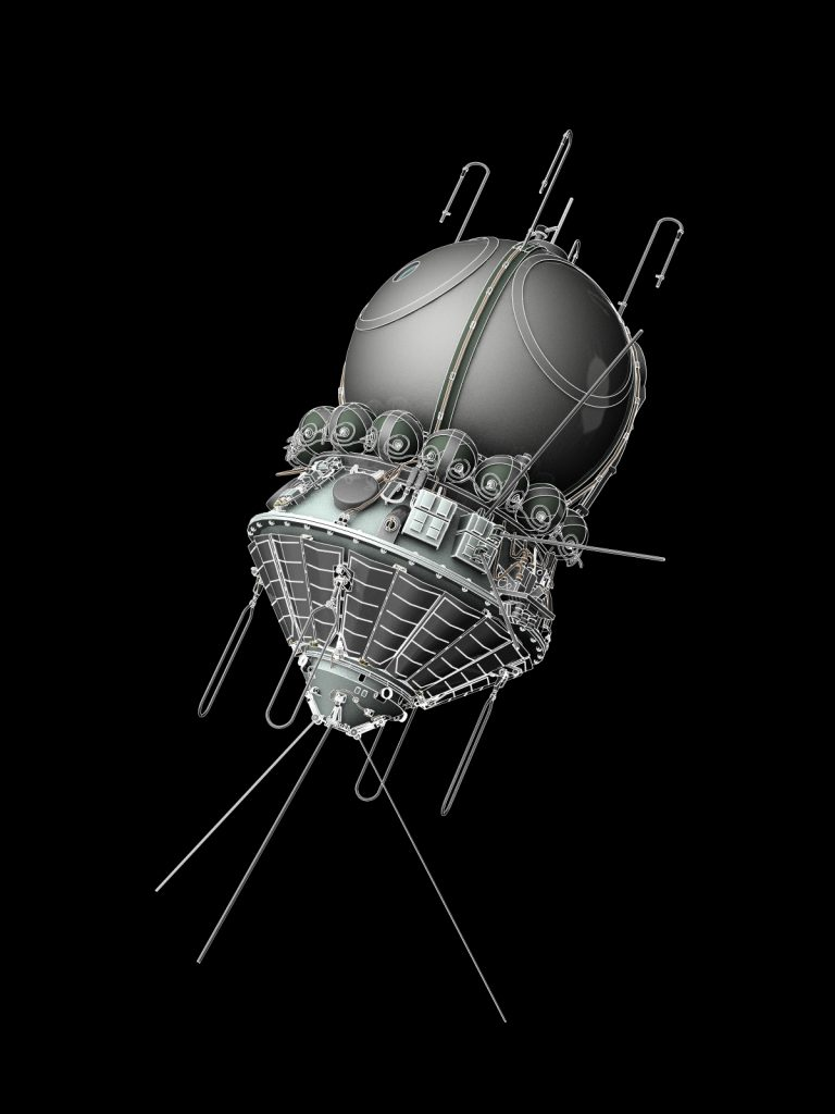 Vostok edge render 1