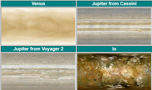 Bjorn's Planetary Maps