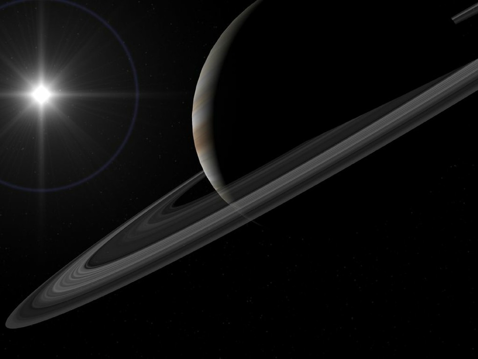 Tutorial – Making a CGI Ringed Planet