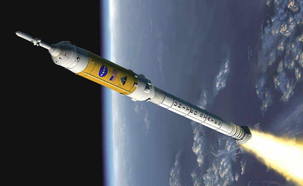 Ares 1 Rocket