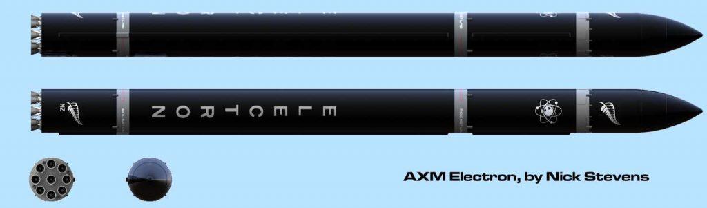 The AXM Electron Rocket