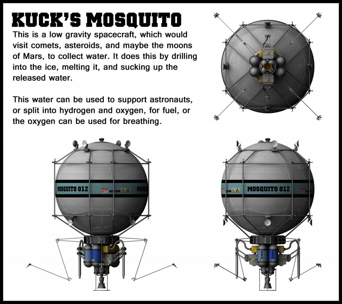 Kuck's Mosquito