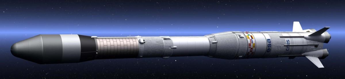 Ariane 1 Rocket