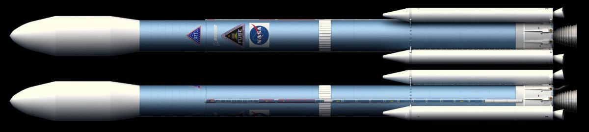Progress withe the Delta II rocket mesh