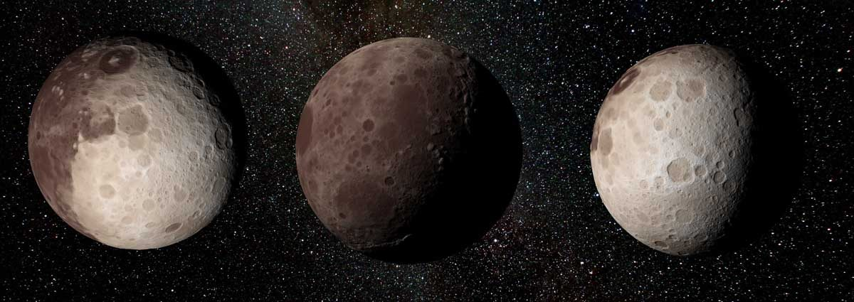 Another displacement mapped Kuiper Belt Object