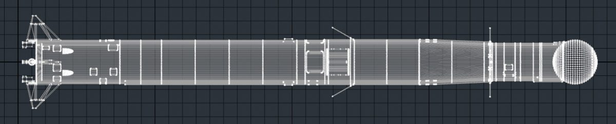 Vertikal Rocket Plan View